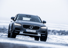 "Volvo V90 Cross Country: torna la ""Regina delle Nevi"" [Video Primo Test]"