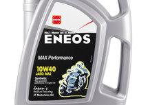 RMS presenta i lubrificanti Eneos