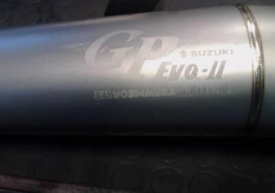 Scarico Titanium suzuki gsx 1000 r 2007 Zodiac - Annuncio 6704960