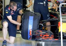 F1: a Barcellona la prima uscita delle gomme larghe 2017