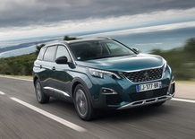 Peugeot 5008 [Video primo test]