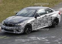 BMW M2: quasi definitiva al Nurburgring