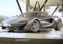 McLaren 570S: ecco la Sports Series. Tutti i dettagli dell'anti-911