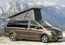 Mercedes Marco Polo: il camper secondo la Stella