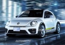 Volkswagen Maggiolino: quattro simpatici concept a New York