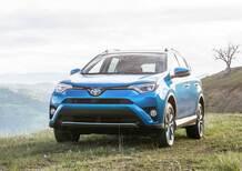 Toyota RAV4 restyling: cambia tutto. E ora è anche Hybrid