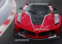 Ferrari FXX K: design oltre la perfezione [video]