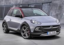 Opel Adam Rocks S: avventurosa sì, ma anche sportiva