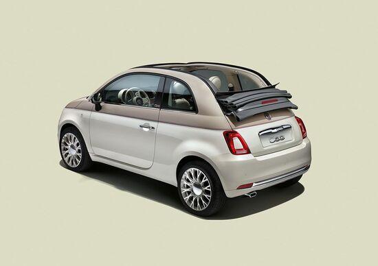 Fiat 500c 60 Anniversario Buon Compleanno Cinquecento Al Salone Di