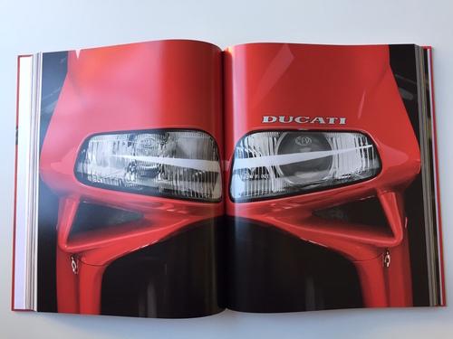 """Libri per motociclisti: """"Stile Ducati. Una storia per immagini"""" (3)"""