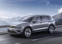 Volkswagen Tiguan Allspace, la Tiguan più spaziosa