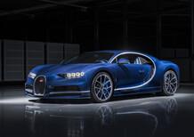 Bugatti Chiron, metà produzione è già venduta. Eccola al Salone di Ginevra [Video]