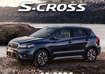 Suzuki S-Cross scontata a 15690 €