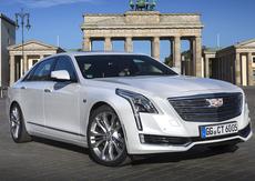 Cadillac CT6 (2016->>)