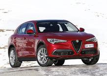 Offerta Alfa Romeo Stelvio con 4000 € di vantaggio