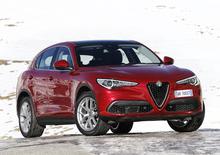 Alfa Romeo Stelvio in promozione a 270 € /mese