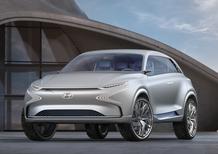 Hyundai FE Concept: al Salone di Ginevra 2017 il SUV coreano a idrogeno