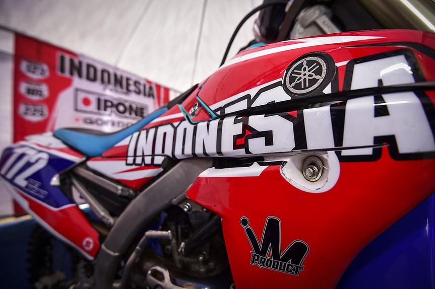 Gallery MXGP 2017. Le foto più spettacolari del GP d'Indonesia (3)