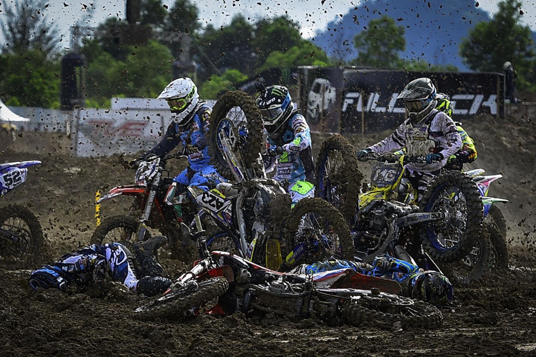 Gallery MXGP 2017. Le foto più spettacolari del GP d'Indonesia