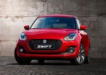 Nuova Suzuki Swift, la versione europea al Salone di Ginevra 2017 [Video]