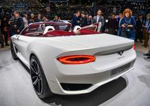 Bentley al Salone di Ginevra 2017 [Video]