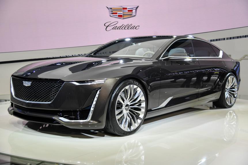 Cadillac al Salone di Ginevra 2017