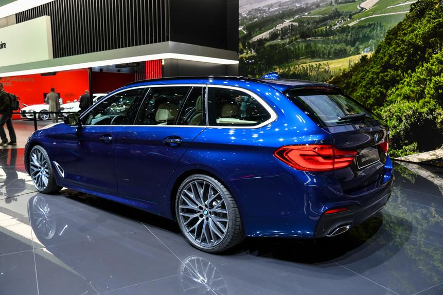 BMW al Salone di Ginevra 2017 (2)