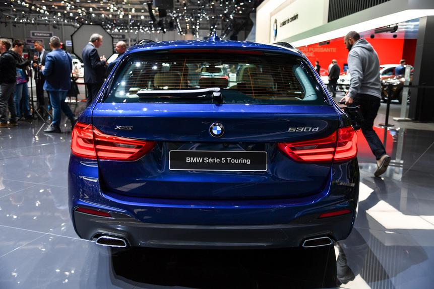 BMW al Salone di Ginevra 2017 (5)
