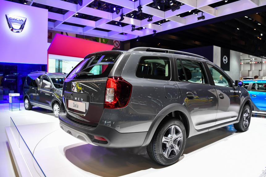 Dacia al Salone di Ginevra 2017 (2)