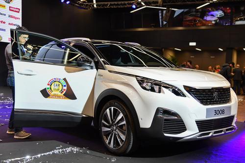 Peugeot al Salone di Ginevra 2017 (7)