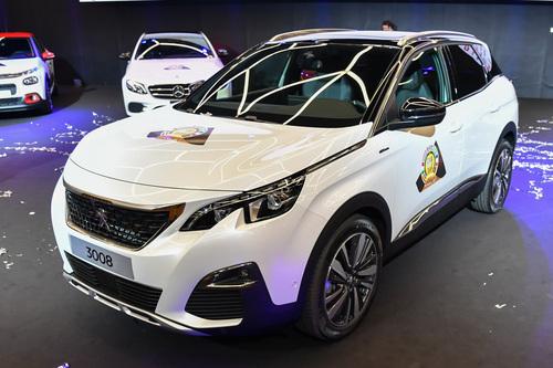 Peugeot al Salone di Ginevra 2017