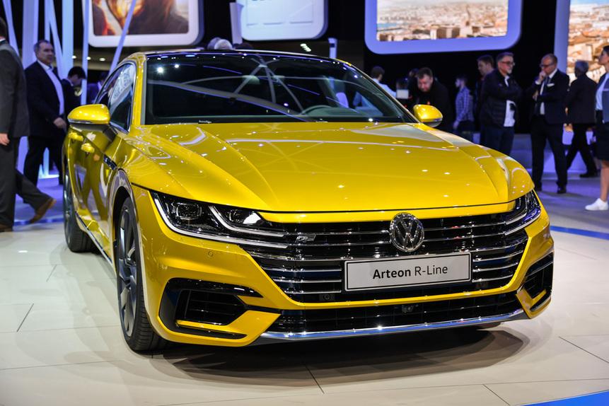 Volkswagen al Salone di Ginevra 2017 (2)