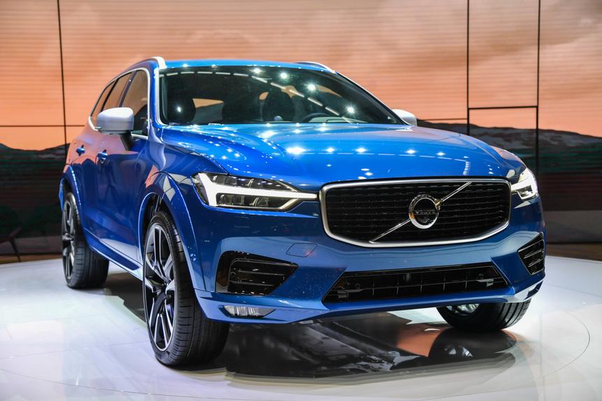 Volvo al Salone di Ginevra 2017 (2)