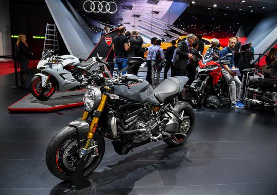 Ginevra 2017, Claudio Domenicali (Ducati): «Stiamo lavorando al V4 derivato dalla MotoGP»