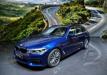 BMW Serie 5 Touring, la videorecensione al Salone di Ginevra 2017 [Video]