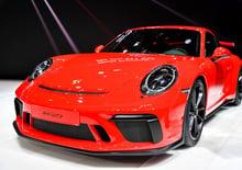 Porsche 911 GT3 restyling, la videorecensione al Salone di Ginevra 2017 [Video]