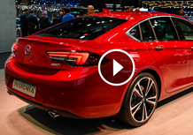 Opel Insignia Sports Tourer, la videorecensione al Salone di Ginevra 2017 [Video]