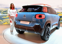 Citroen al Salone di Ginevra 2017 [Video]
