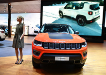 Jeep al Salone di Ginevra 2017
