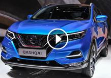 Nuova Nissan Qashqai, la videorecensione al Salone di Ginevra 2017 [Video]