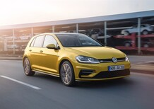 Volkswagen Golf R restyling, la videorecensione al Salone di Ginevra 2017 [Video]