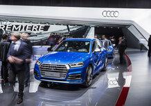 Nuova Audi SQ5, la videorecensione al Salone di Ginevra 2017 [Video]