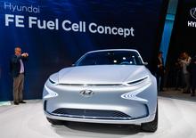 Hyundai FE Concept, la videorecensione al Salone di Ginevra 2017 [Video]