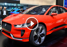 Jaguar I-Pace, la videorecensione al Salone di Ginevra 2017 [Video]