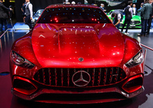 Mercedes AMG Concept, la videorecensione al Salone di Ginevra 2017 [Video]