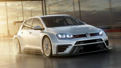 Volkswagen Golf GTI TCR 2017, la potenza sale a 350 CV