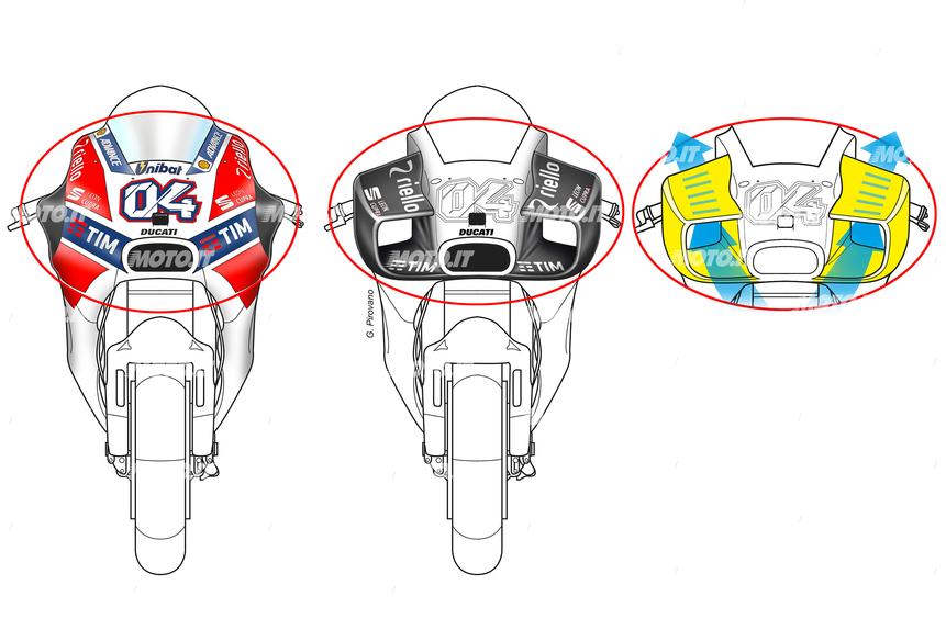 MotoGP 2017. Ducati svela le sue ali, l'Ing. Bernardelle le spiega (3)