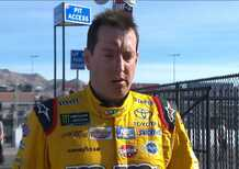 NASCAR: a Las Vegas finisce in rissa tra Busch e Logano [Video]