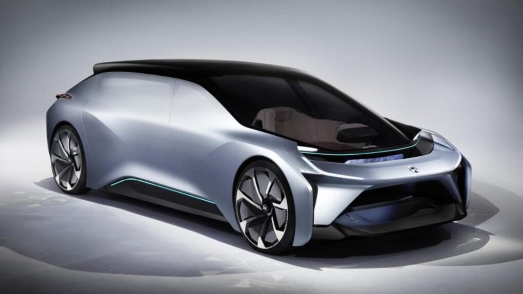 """Nio Eve Concept: dopo l'hypercar elettrica, ecco """"l'anti-Tesla"""" del 2020"""