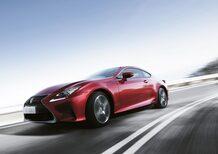 Lexus RC a 350 €/mese con Pay per Drive